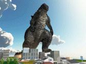 Godzilla on the Town